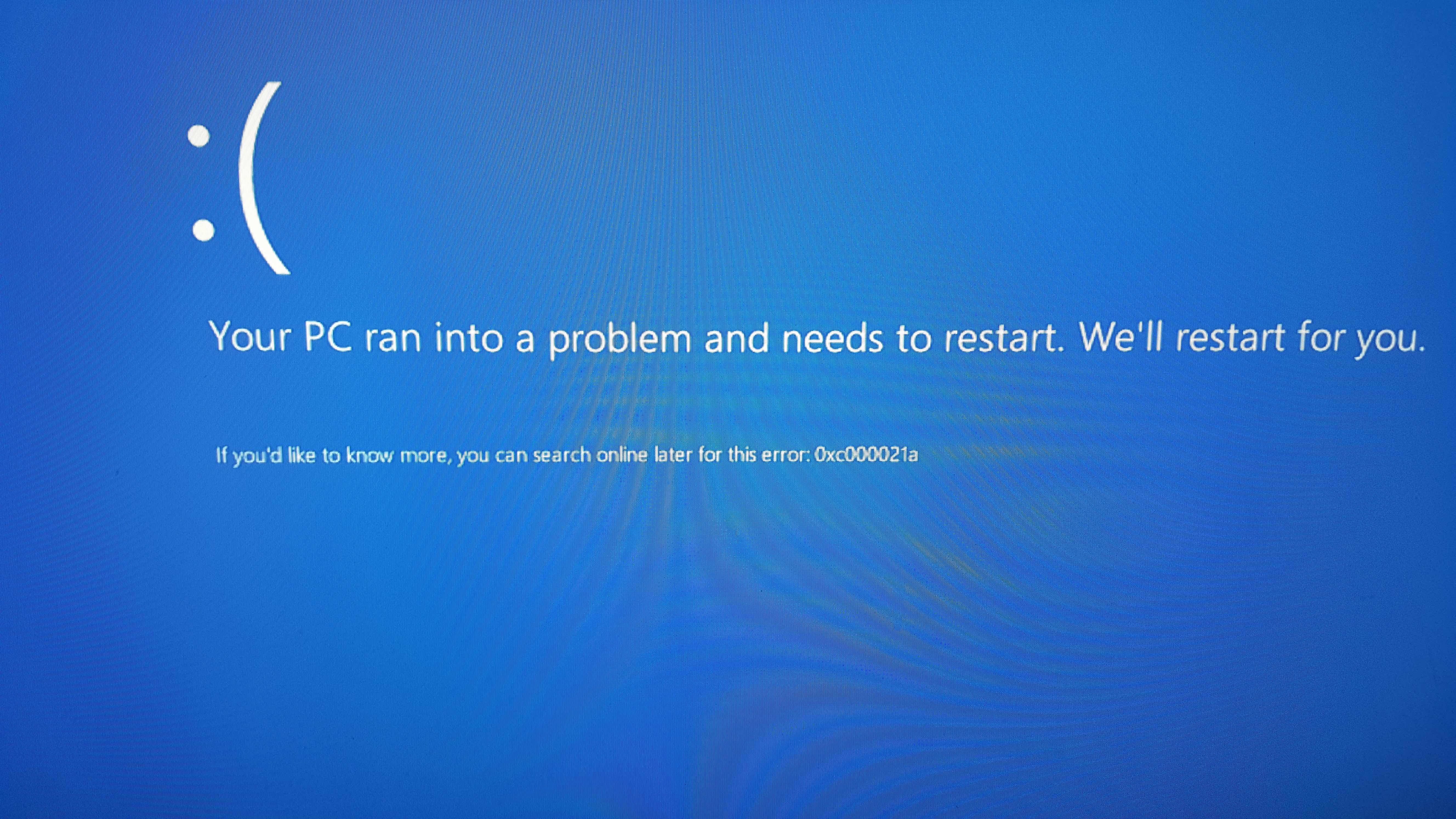 Windows 10 build 10122 Fun