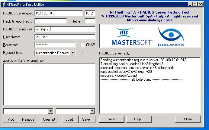 Extensible authentication protocol